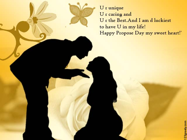 See That True Day Night Thought For Happy Propose